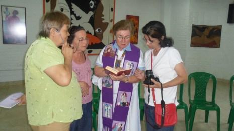 Preparando las lecturas para la Liturgia