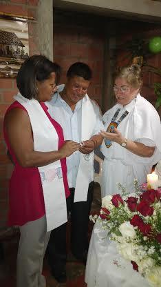 Renovación de los Votos Matrimoniales de Marina Teresa y Henry