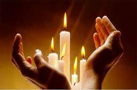 Iluminándonos,cuidando y protegiéndonos, en la Luz de Cristo