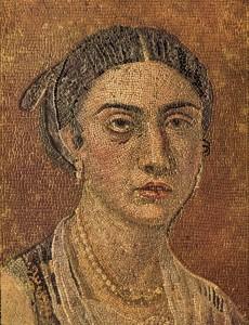 1st-Century-Roman-Lady_Pompeii-Mosaic-230x300