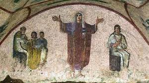Las Catacumbas de Santa Priscila en Roma. Las piedras gritan…