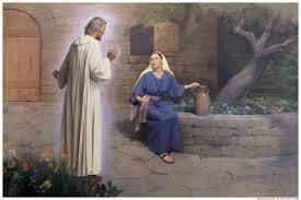Jesús envía a la mujer samaritana llevar la Buena Nueva a sus hermanos. Juan 5:9-29