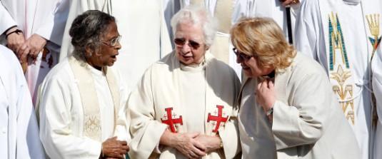 Women Priests Gather To Celebrate Twentieth Anniversary Of Ordination Of Women Priests