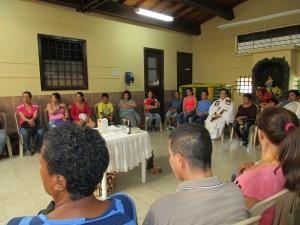 Escuchando y motivando a la participación comunitaria de la Palabra