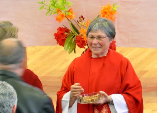 Rev Diane Whalen