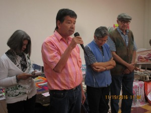 Anibal Cañaveral, (CEDEBI) teologo campesino. Nos comparte su Historia y trabajo en la Lectura Popular de la biblia