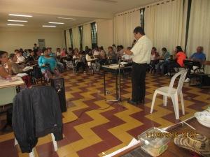 Esteban Arias (CEDEBI-Biblista) nos comparte los textos biblicos.