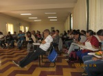 Diferentes aspectos de los asistentes al Encuentro.