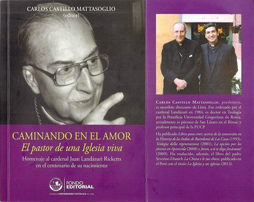 Libro de Castillo Mattasoglio